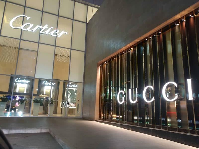 Panama Shopping al Multiplaza Mall