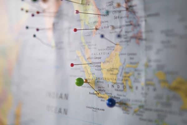 Scegliere l'Asia come seconda patria