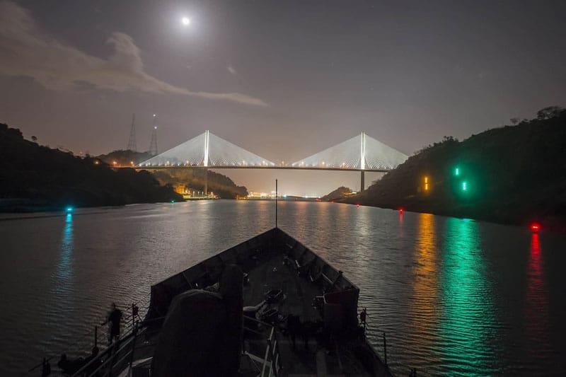 Canale di Panama fulcro commerciale del Centro America
