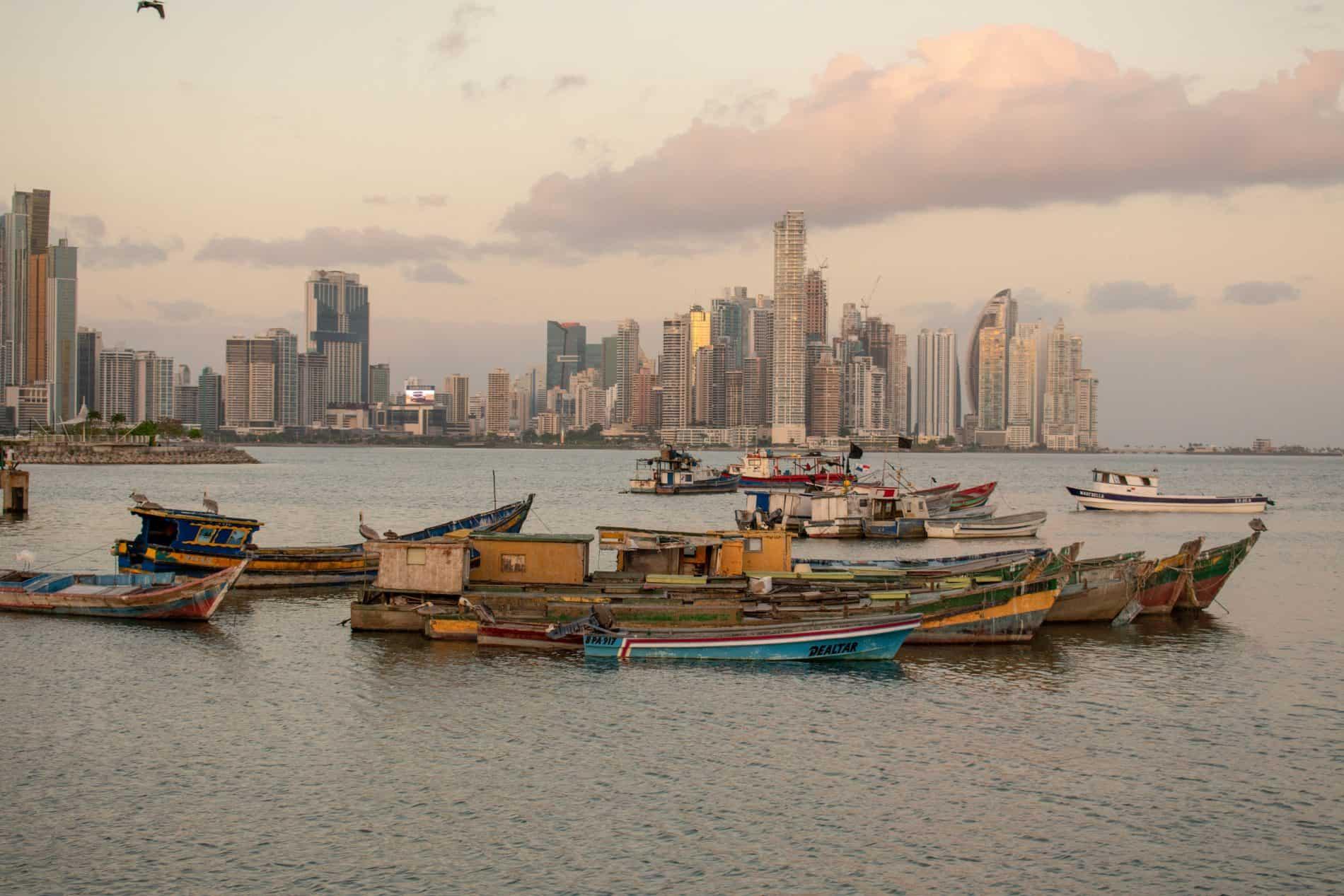 Antica tradizione del pesce a Panama