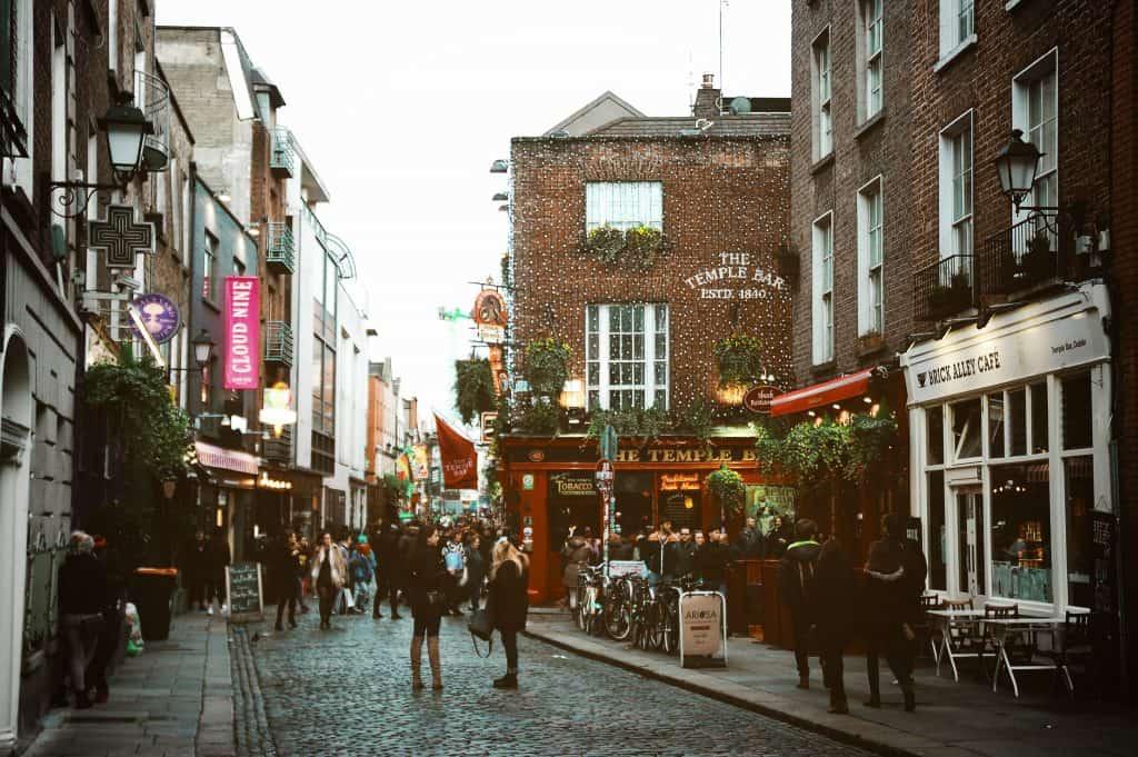 Andare a vivere in Irlanda - Cittadina