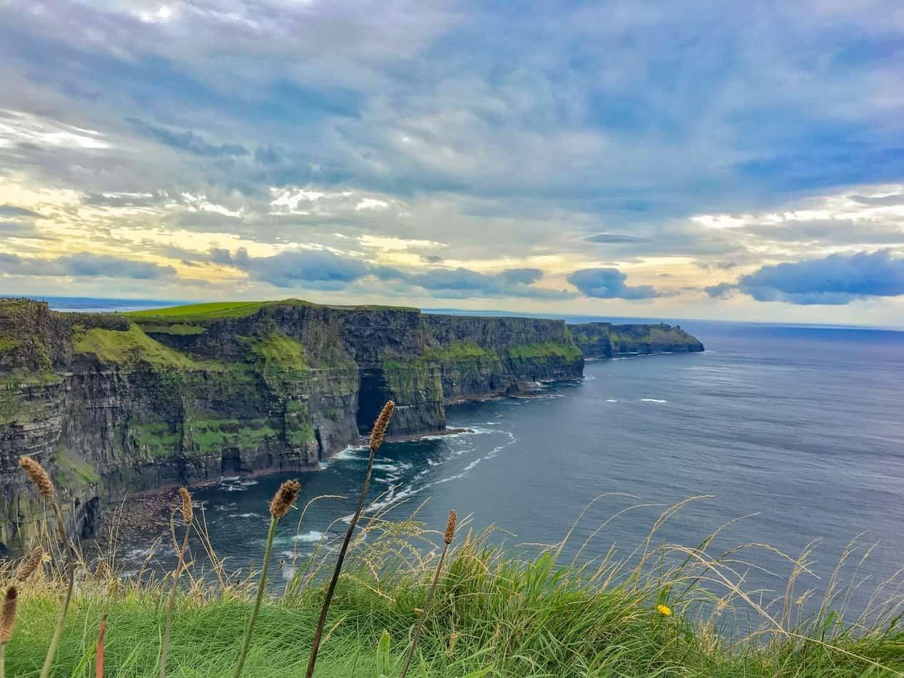 Scorcio costa Irlandese