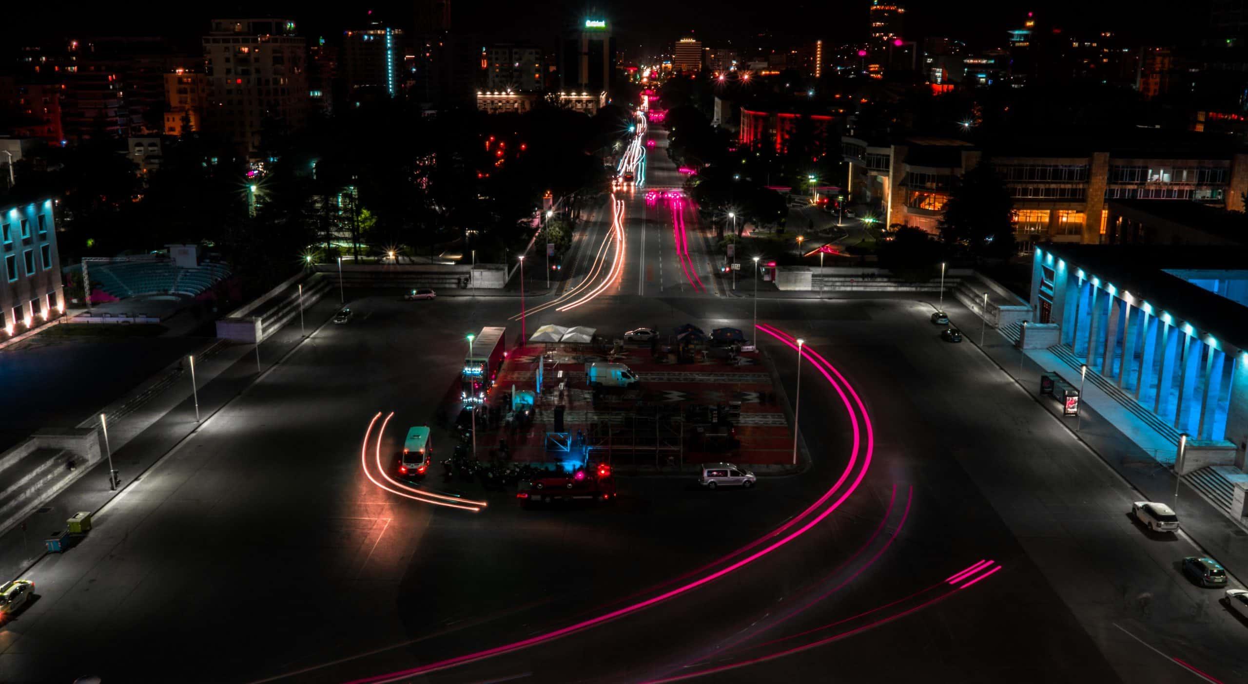 Andare a vivere in Albania - Notturna