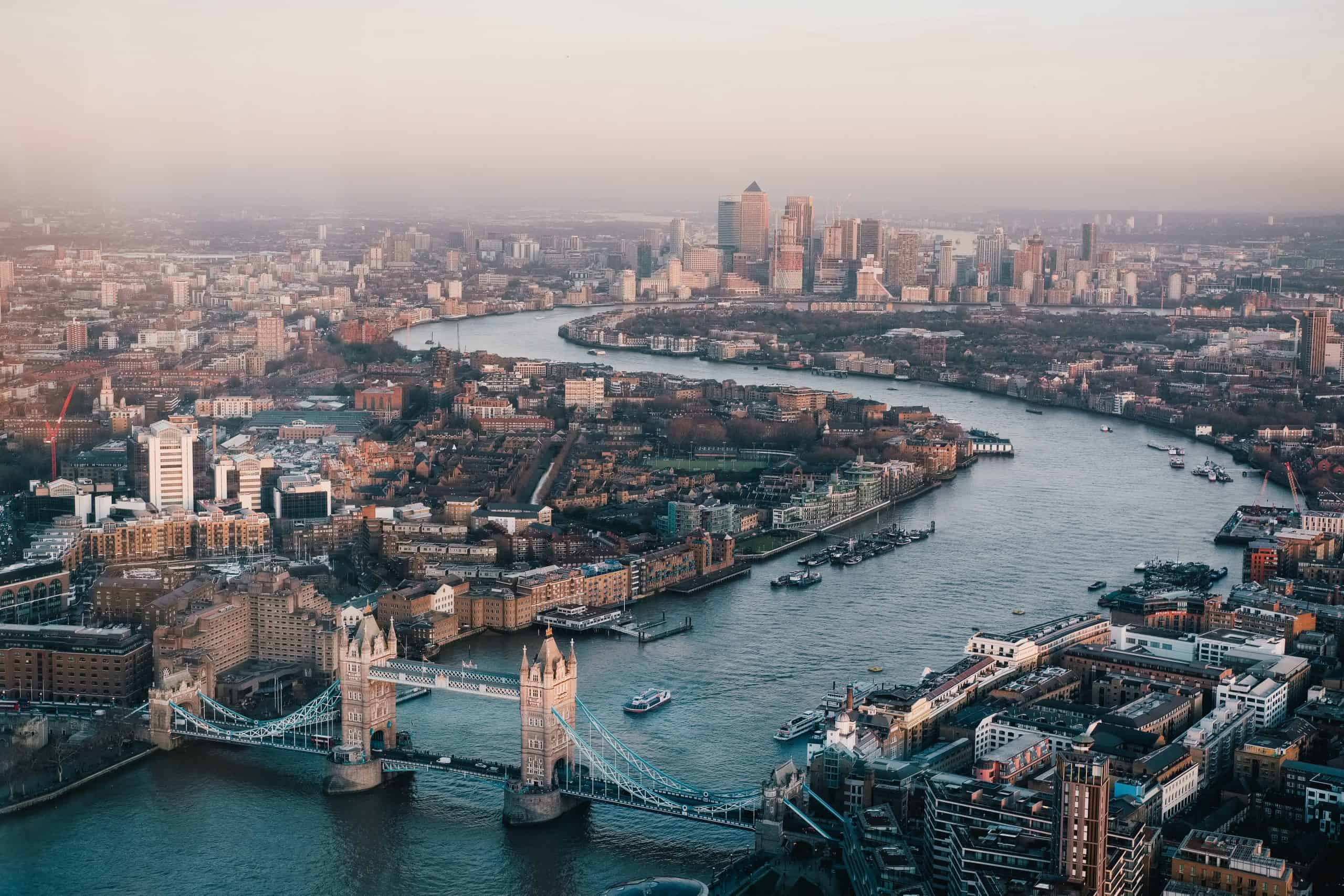 Andare a vivere in Inghilterra - The Shard