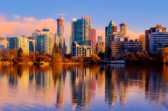 Autunno a Vancouver